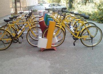 Smart-Bike Sharing for Tehran