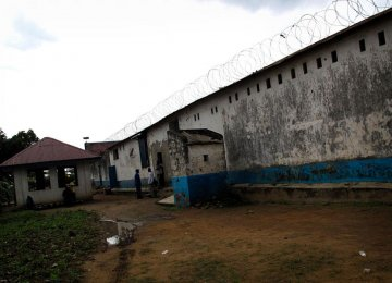 Congo to Free Prisoners to Cut Overcrowding
