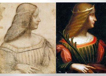 Swiss Police Seize da Vinci's 'Long-Lost' Painting