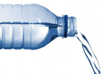 'Damavand' Resumes Bottled Water Production