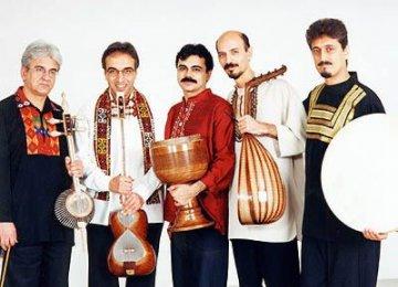 'Dastan' Ensemble's Concert in Vancouver