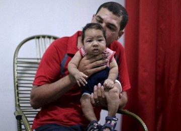 Severe Defects in Brazilian Babies Unusual