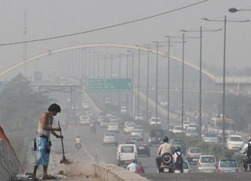 'Toxic Cocktail' Makes Delhi Most Polluted City
