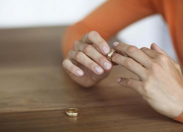 Remarriage of Divorced Women Low