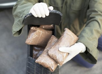 12 Tons of Drugs Seized