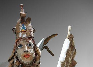 Iranian Artists  at Dubai Art Gallery