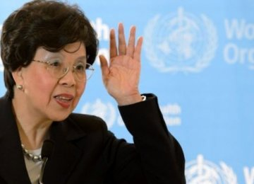 Ebola Crisis Prompts $100m WHO Contingency Fund