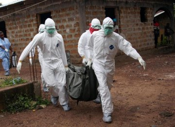 New Ebola Case in Liberia