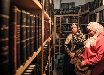 Egyptians Keen to Learn Persian Language
