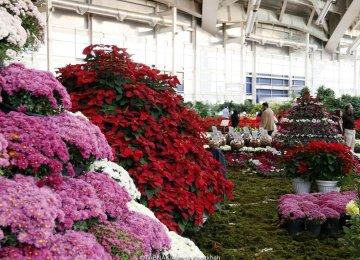 Tehran Int'l Exhibition of Flowers, Plants