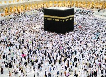Hajj Return Flights