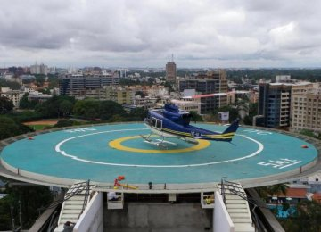 Rescue Choppers & Non-Standard Helipads