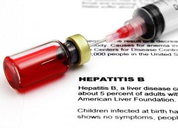 Hepatitis B High in Sistan