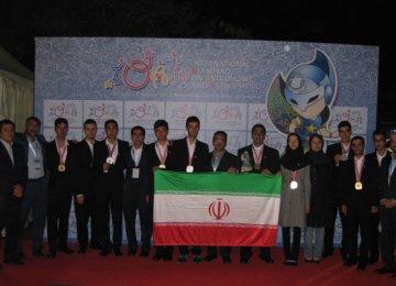 Iran IOAA World Champs