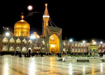 Imam Reza (AS) Shrine Host to Religious Conversions
