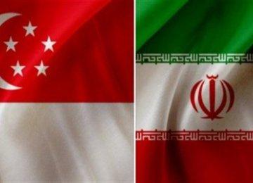 Iran, Singapore to Expand Academic Ties