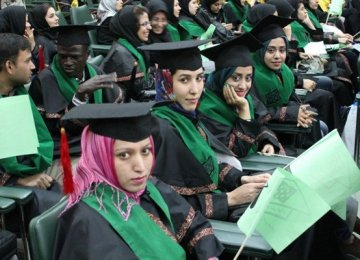 Varsities Host Students From 97 Nations