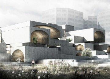 Iranian Architect in World Festival Jury