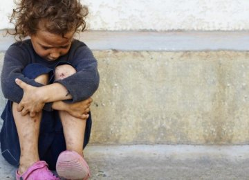 One in Five Kids in France Lives in Poverty