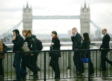 Many Londoners Working Two Jobs