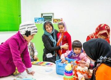 Mahtab Keramati: Children's  All-Round Growth Main Concern