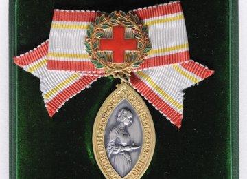 Iranian Florence Nightingale