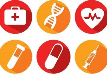 UK, WHO Researchers at Kish Health Workshop