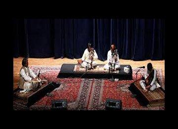 Indian Notes Echo at Vahdat Hall
