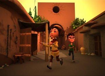 Shiraz History  in Animation