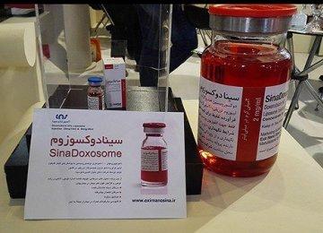 Anticancer Nanodrug Exports to Syria