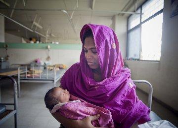 Global Maternal Newborn Health Confab in Mexico City