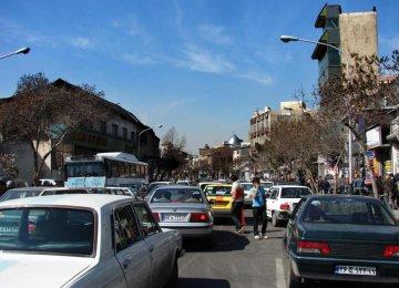 Plan to Help Curb  Tehran Noise Pollution