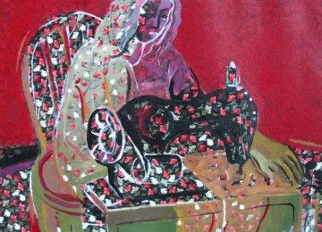 'Penelope' at Golestan Gallery