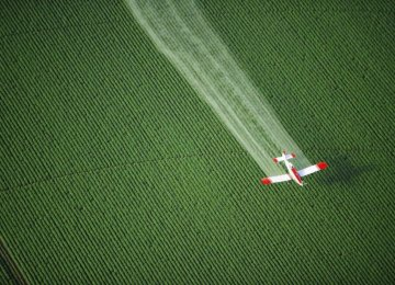 Plan to Curb Pesticide Residue in Farm Products