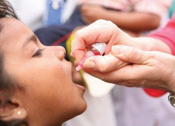 Polio Immunization