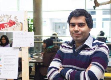 Iranian Cartoonist in Quebec