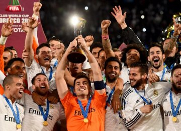 Fourth Title for Real Madrid
