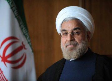 Rouhani IRCS Volunteer
