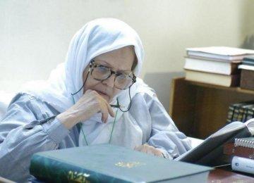Lady of Culture: Tahereh Saffarzadeh