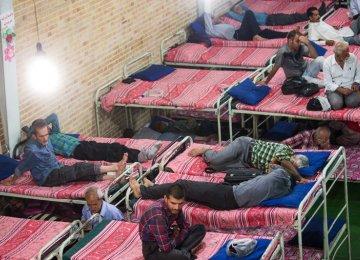 Homeless  to Be Screened