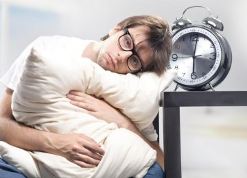 Lack of Sleep Could Increase Cold Risk