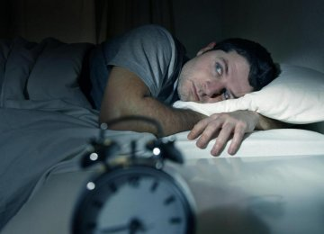Struggle With Sleep Linked to Heart Disease Risk