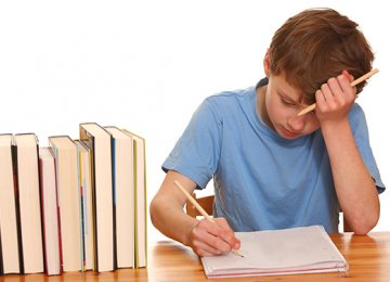 Exam Stress Rife in UK Primary Schools