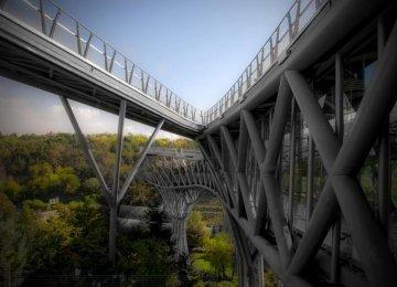 Tabiat Bridge Wins Architizer A+Awards