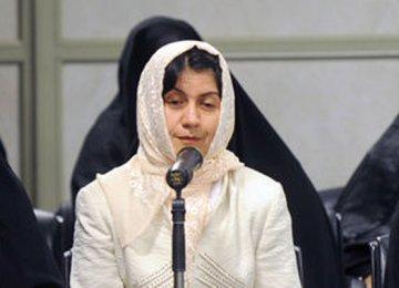 Celebrated Tajik Poet in Tehran