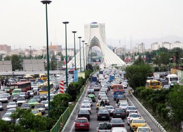 Tehran Traffic Woes  & Urban Challenges
