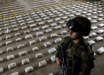 Combating Drug Trade