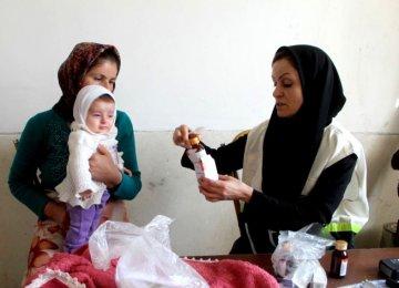 Sharing Iran's Health Experience