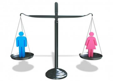 Gender Imbalance in Workforce Close to Global Indices