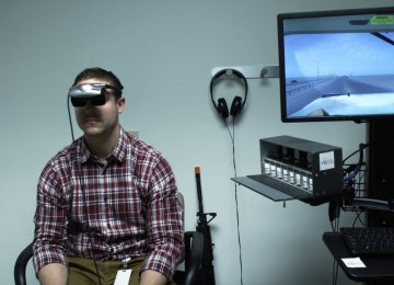 Virtual Reality Can Help Treat Depression